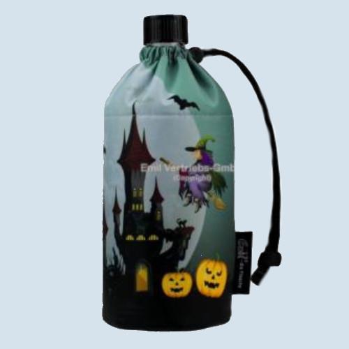 Emil die Flasche - Trinkflasche gruseliges Geisterschloss, 0,4 L