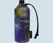 Emil die Flasche - Trinkflasche Weltall - Galaxy  - 0,6 L