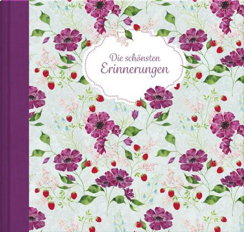 Grätz Verlag - Erinnerungsalbum - Blütenromantik