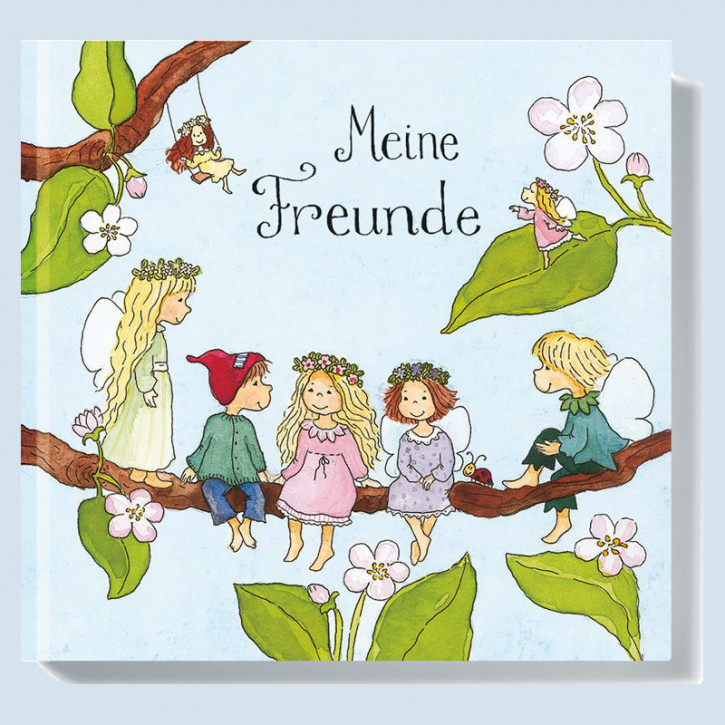 Grätz Verlag - Freundebuch - Elfen