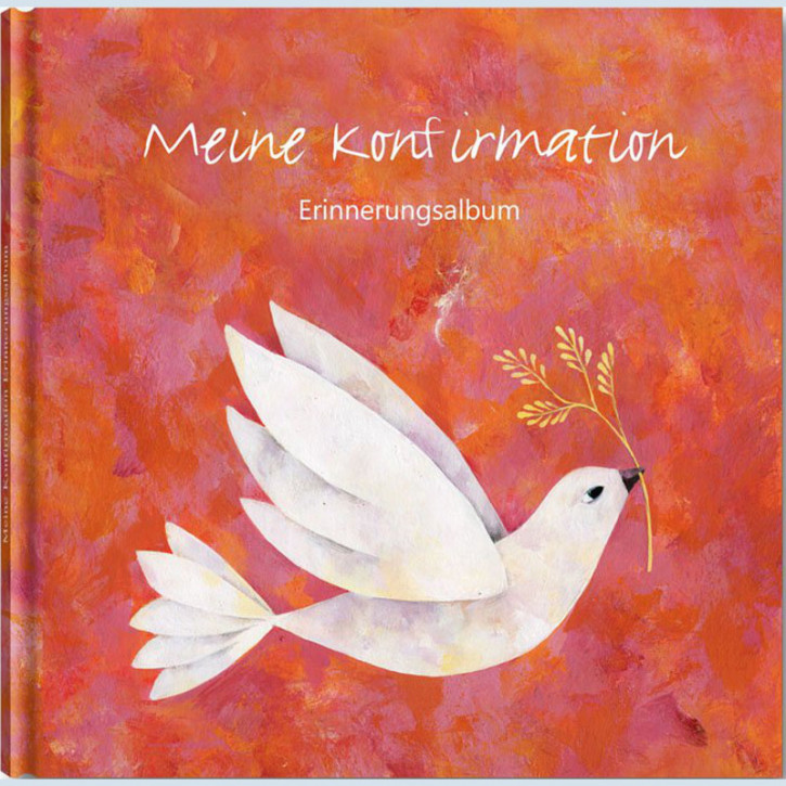 Grätz Verlag - Erinnerungsalbum - zur Konfirmation