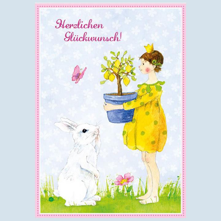 Grätz Verlag - Postkarte zum Geburtstag - Penelope