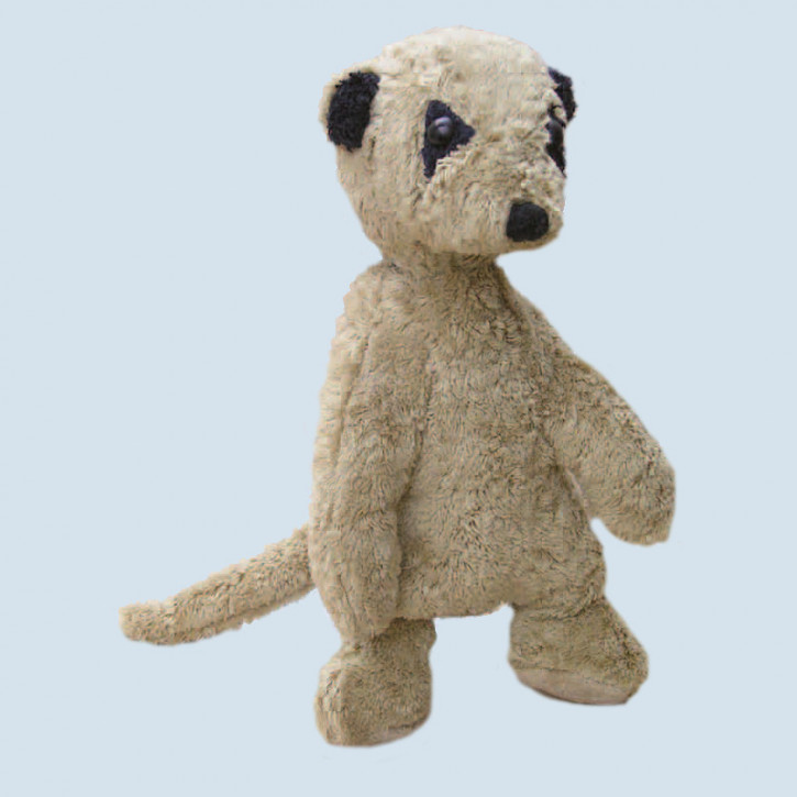 Kallisto cuddly animal - Meerkat - organic cotton, eco
