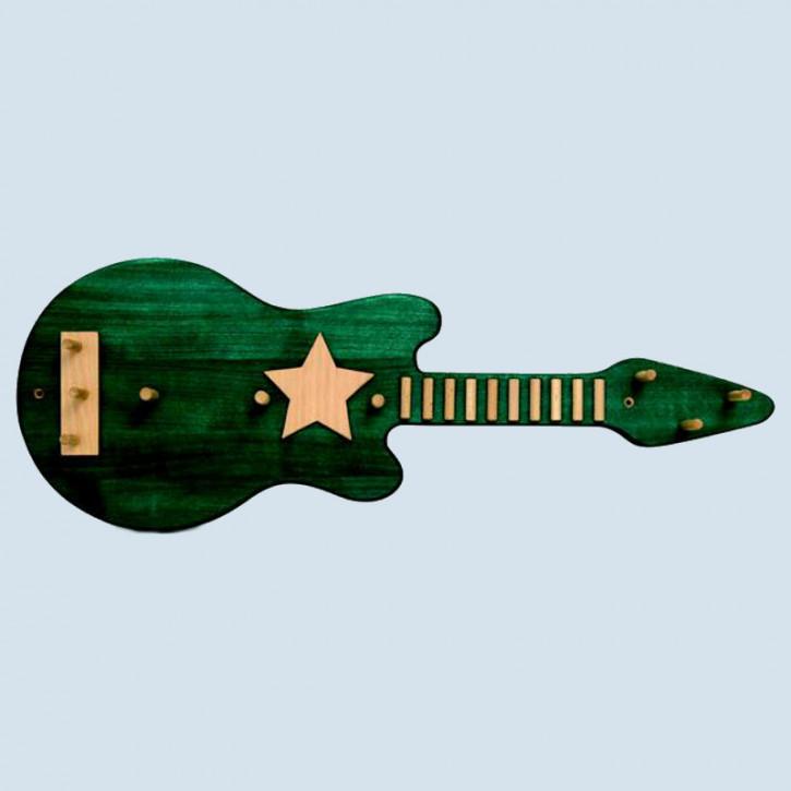 Lammetal - Garderobe für Kinderzimmer - Gitarre - Holz