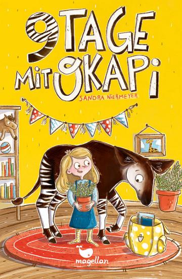 Kinderbuch - Neun Tage mit Okapi - Magellan