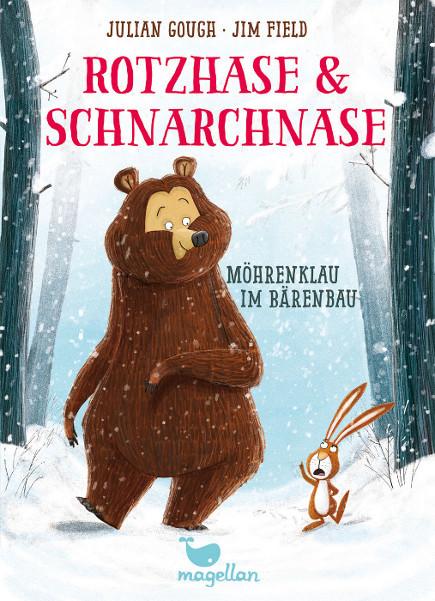 Kinderbuch -  Rotzhase und Schnarchnase - Magellan