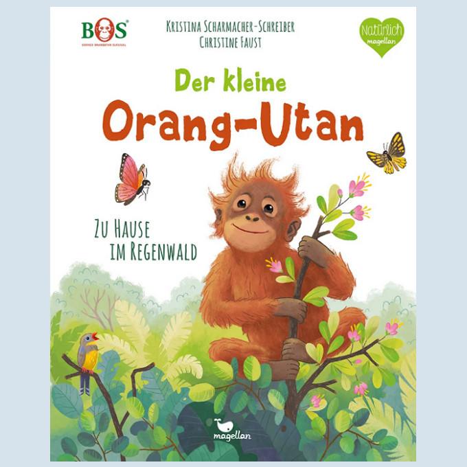 Kinderbuch - Der kleine Orang-Utan - Magellan