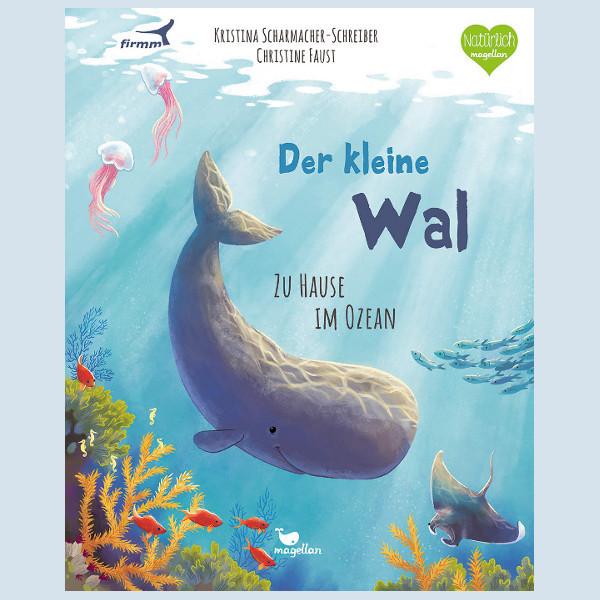 Kinderbuch - Der kleine Wal - Magellan