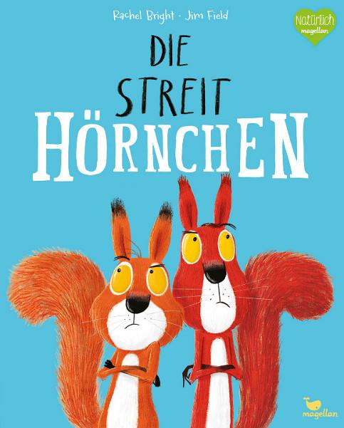 Kinderbuch - Die Streithörnchen - Magellan