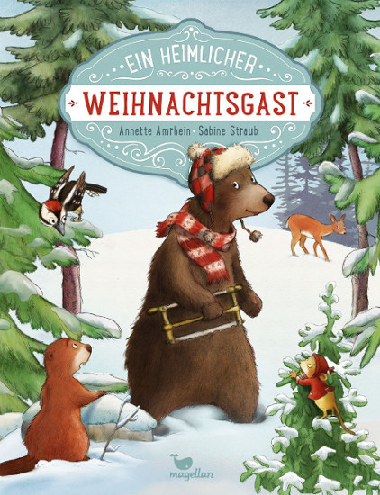 Kinderbuch - Ein heimlicher Weihnachtsgast - Magellan Verlag