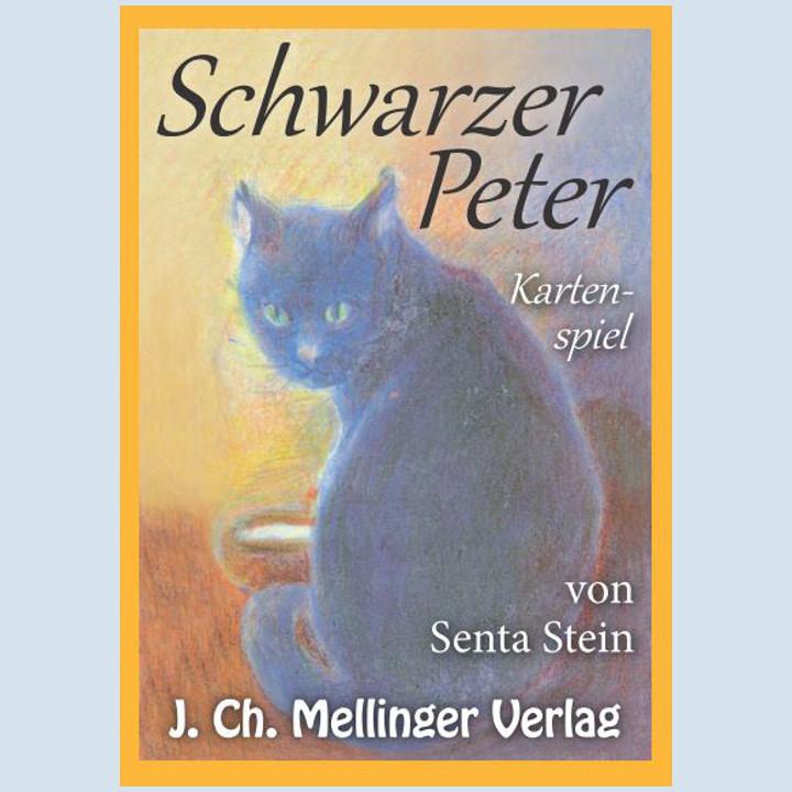 Kartenspiel - Schwarzer Peter  - Mellinger Verlag