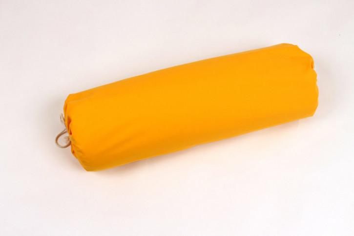 mudis - Yogarolle - gelb, Baumwolle, Bio