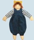 Nanchen doll - Noah - organic cotton, eco