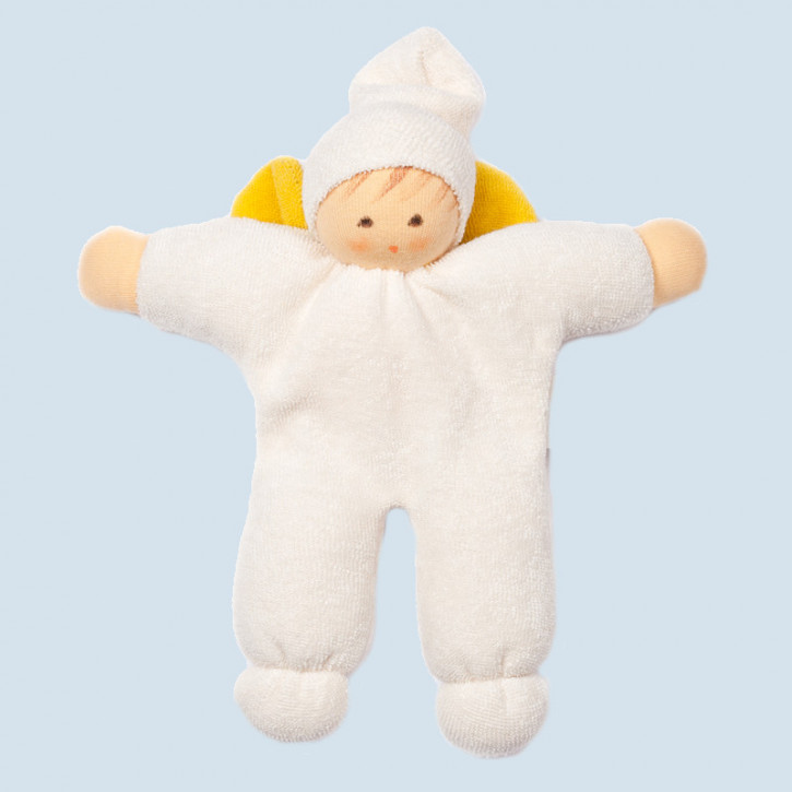 Nanchen - ecofriendly doll - angel - organic cotton