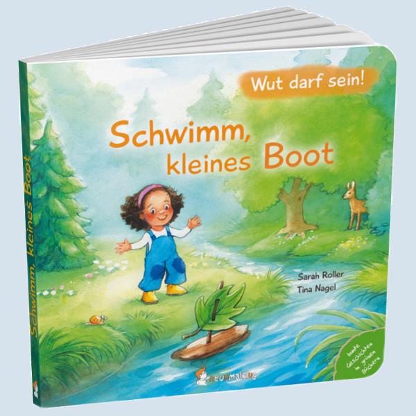Kinderbuch - Schwimm, kleines Boot - neunmalklug
