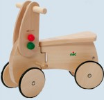 nic - CombiCar Basis - Grundfahrzeug, Kinderfahrzeug mit Lenker
