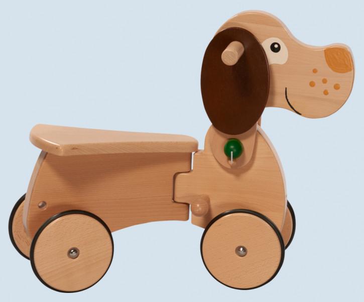 nic - CombiCar Hund - Kinderfahrzeug inkl. Basis, komplett