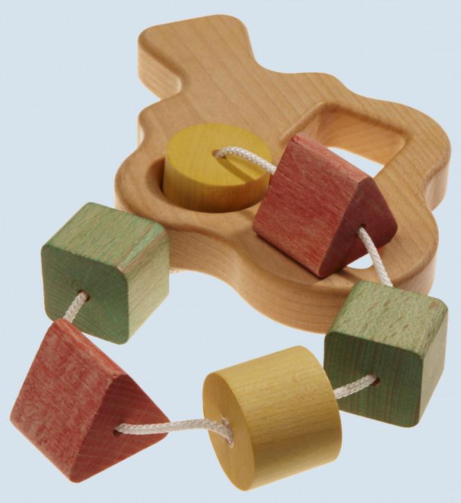 nic, Walter - Baby Steckbaum - Holz, Naturfarben, bio