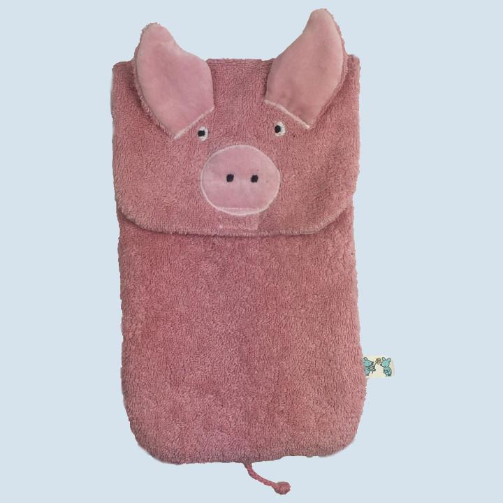 Pat & Patty Wärmflasche - Schwein - Bio