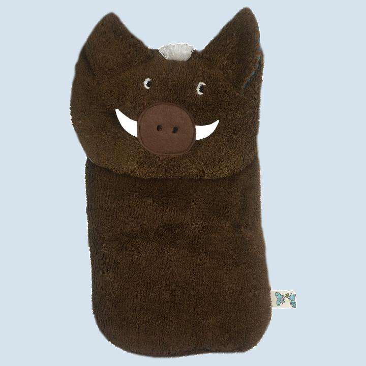 Pat & Patty Wärmflasche - Wildschwein - Bio