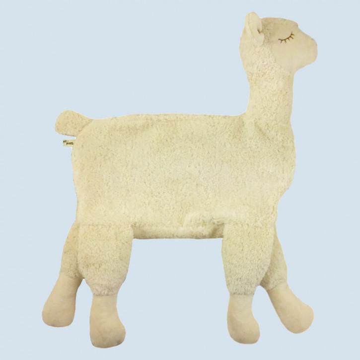 Pat & Patty Kuschelkissen Alpaka - Baumwolle Bio Qualität