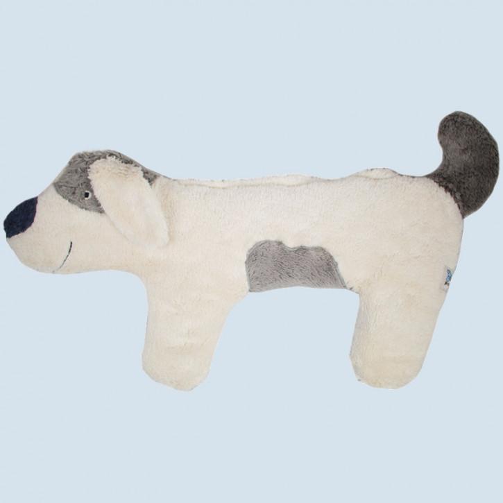 Pat & Patty Kuschelkissen, Kuscheltier Hund Sepp - Baumwolle, Bio