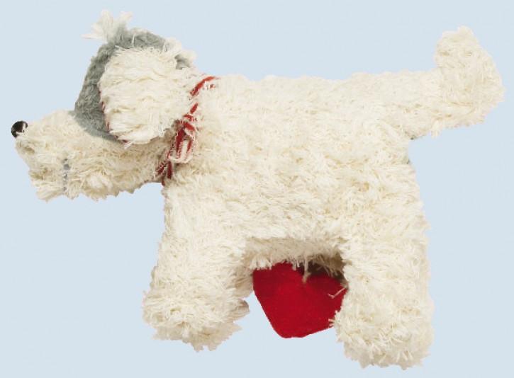 Pat & Patty Spieluhr Hund - Bio Baumwolle, öko