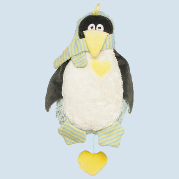 Pat & Patty Spieluhr Pinguin - Bio Baumwolle