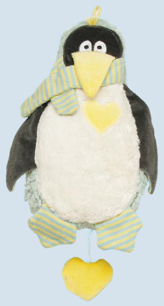 Pat & Patty Spieluhr Pinguin - Bio Baumwolle, öko