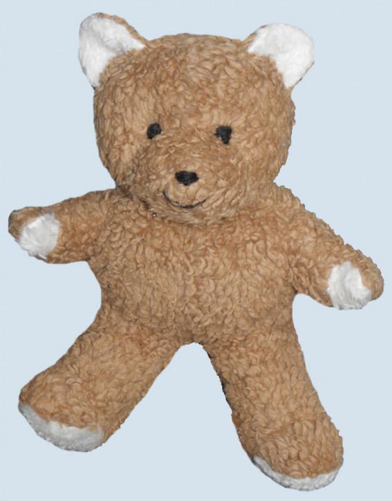 plü natur Kuscheltier - Bär, Teddy Bruno - braun, Bio Baumwolle