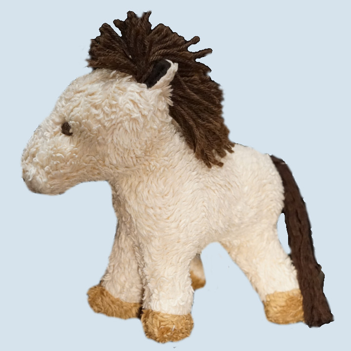 plue natur cuddly animal - horse - eco