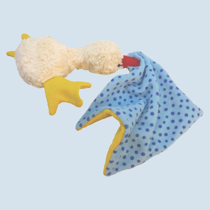 plue natur - cuddle towel duck - eco