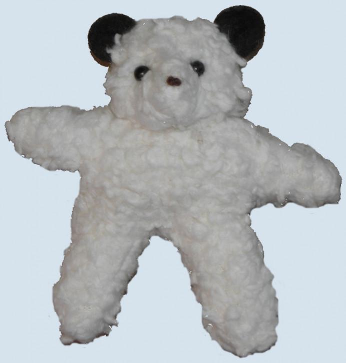 plü natur Stofftier - Bär, Teddy - klein, Bio Baumwolle