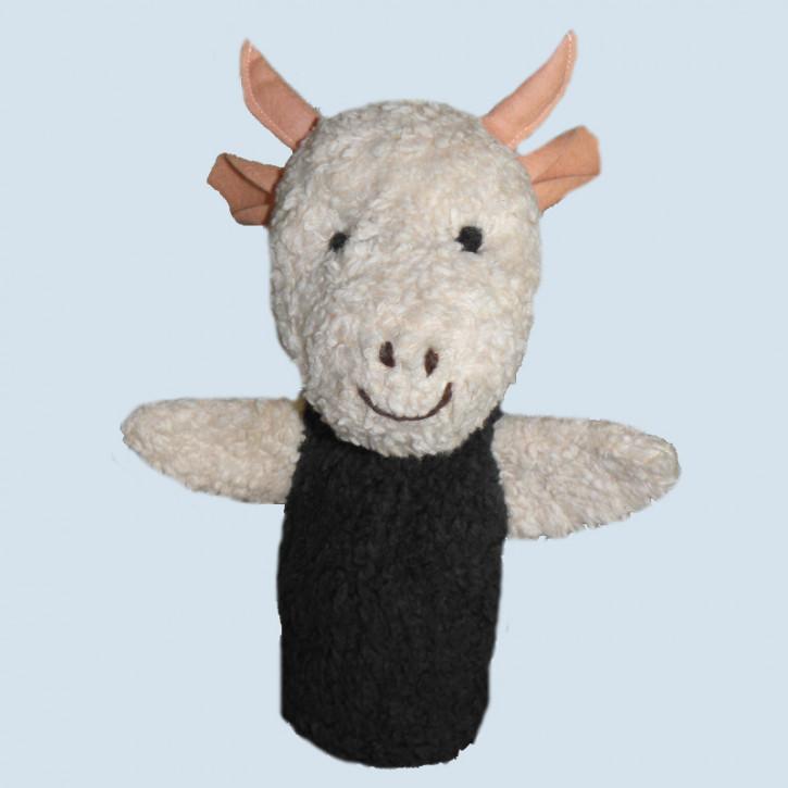 plue natur - hand puppet - cow - eco