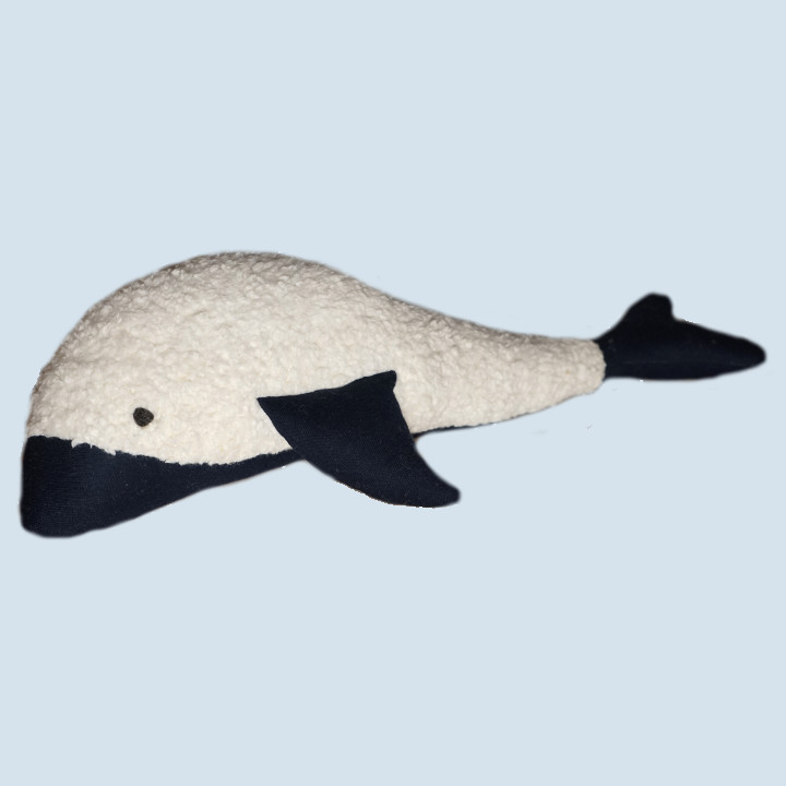 plue natur cuddly animal - dolphin - eco