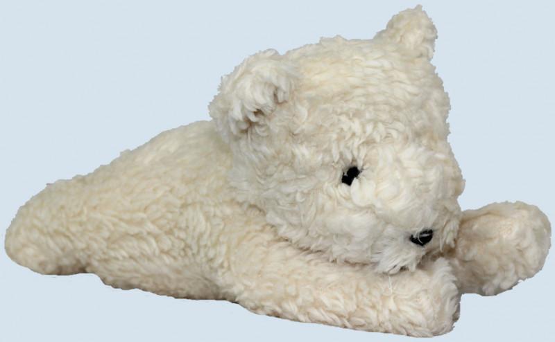 plü natur - Stofftier Bär, Teddy - Bio Baumwolle