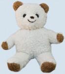 plü natur Stofftier - Bär, Teddy Bärli - Bio Baumwolle