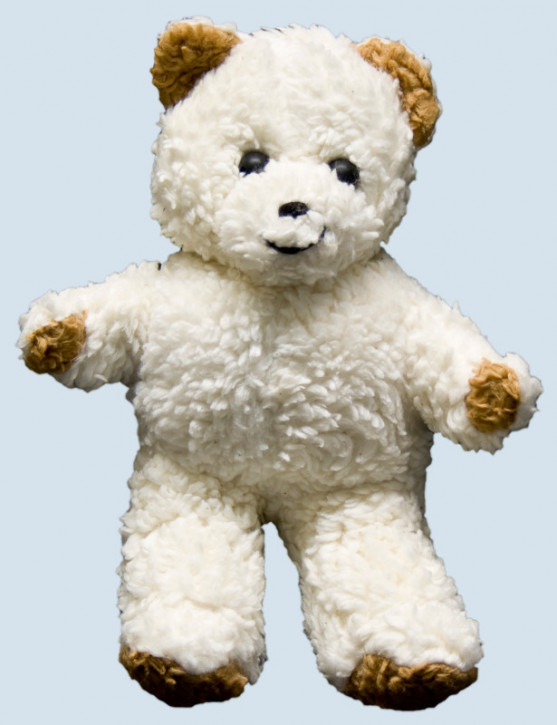 plü natur Stofftier - Bär, Teddy Bruno - natur, Bio Baumwolle