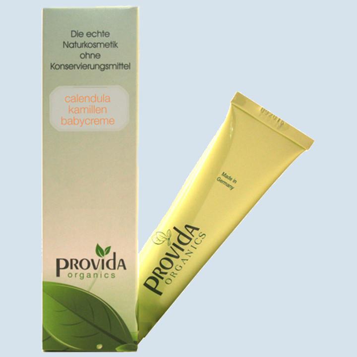 provida - Calendula Kamillen Babycreme - 50 ml