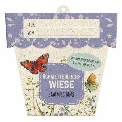 Grätz Verlag - Samentüte Schmetterlingswiese
