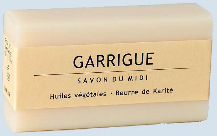 Savon du Midi Pflanzenseife - Garrigue - Naturseife mit Sheabutter