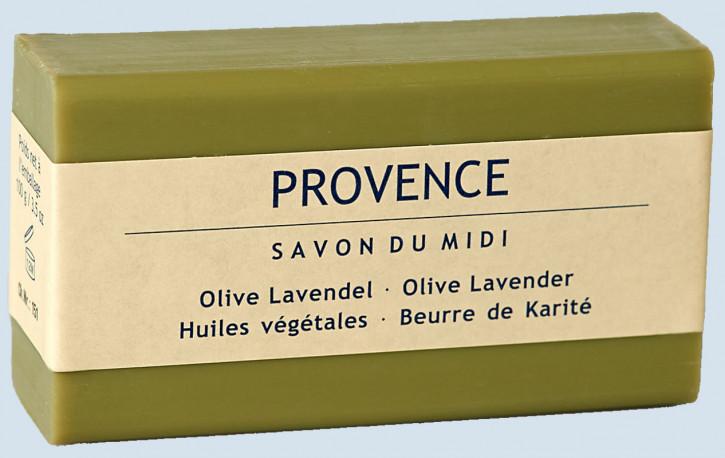 Savon du Midi Pflanzenseife - Provence - Naturseife, Olive, Lavendel