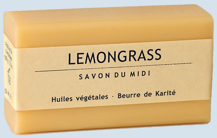 Savon du Midi Pflanzenseife - Lemongrass - Naturseife, 100g