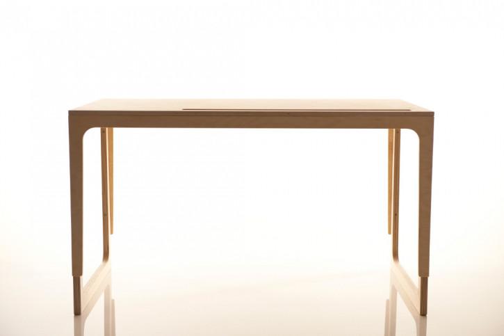 sirch sibis vaclav - Schreibtisch für Kinder - höhenverstellbar, rot