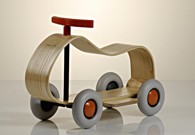sirch sibis - Kinderfahrzeug, Rutscher Max - Holz