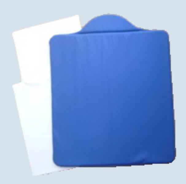 Timkid - Wickelauflage / Wickelmatte für Wickeltisch - blau, Ersatz