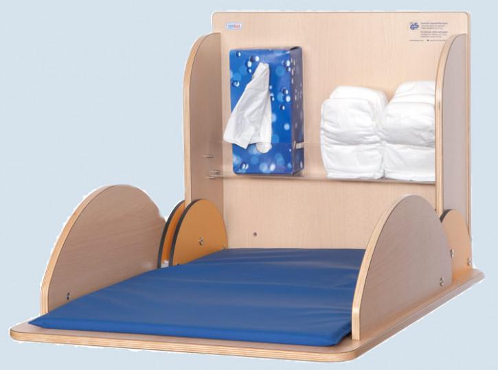 timkid wickeltisch kawabasic wandmontage maman et bebe. Black Bedroom Furniture Sets. Home Design Ideas