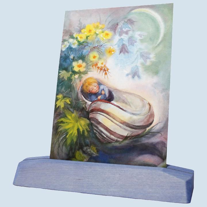 Decor - Post-, Kunstkartenständer, blauviolett