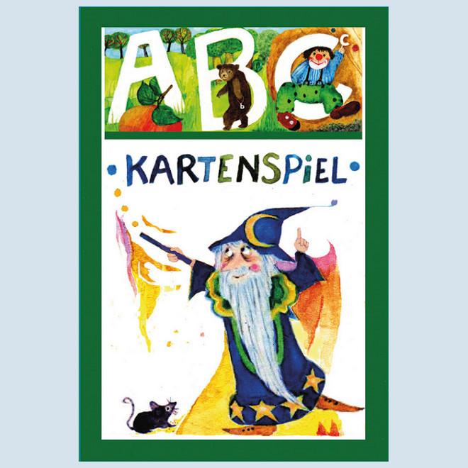Kartenspiel - ABC Kartenspiel - Waldow Verlag