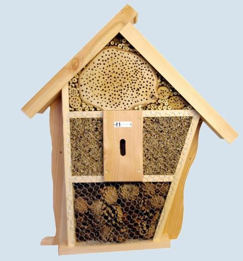 lammetal insektenhotel insektenhaus insektenparadies maman et bebe. Black Bedroom Furniture Sets. Home Design Ideas